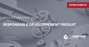 Responsable Développement Produit