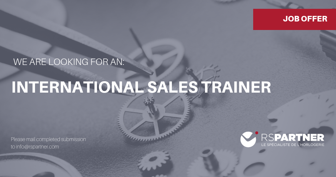 International Sales Trainer
